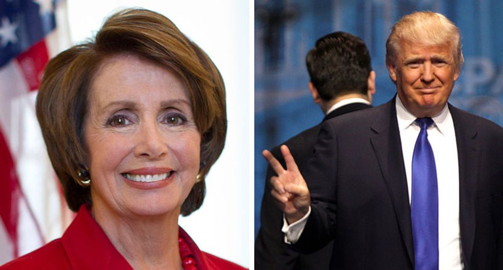White House adviser warned colleagues Nancy Pelosi would eventually bring Trump down: 'She's an assassin'