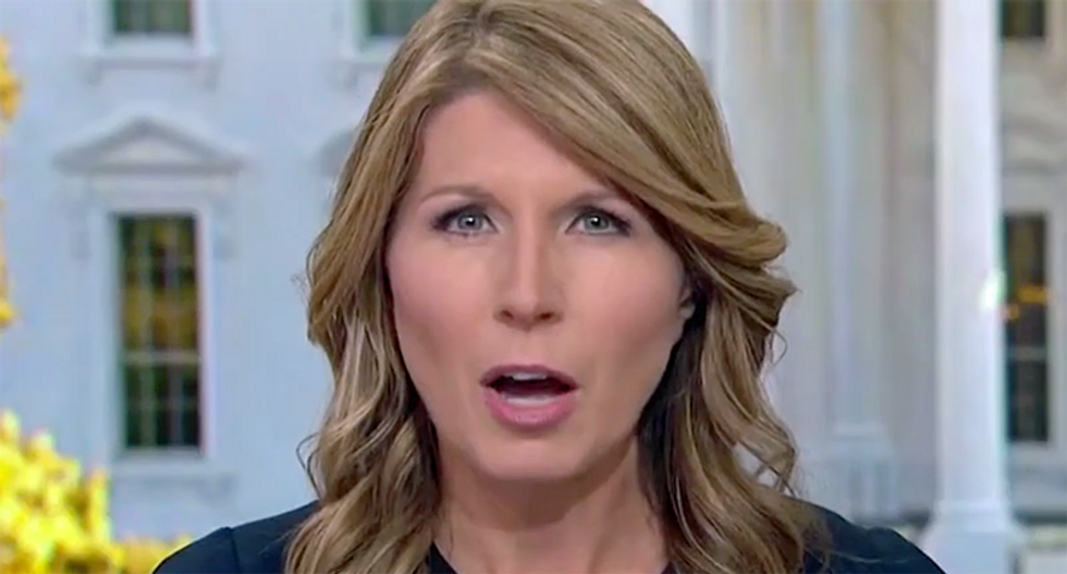 Nicole Wallace addresses the 'competence gap' between Trump and Biden: 'The country's deprived of a thinking president'