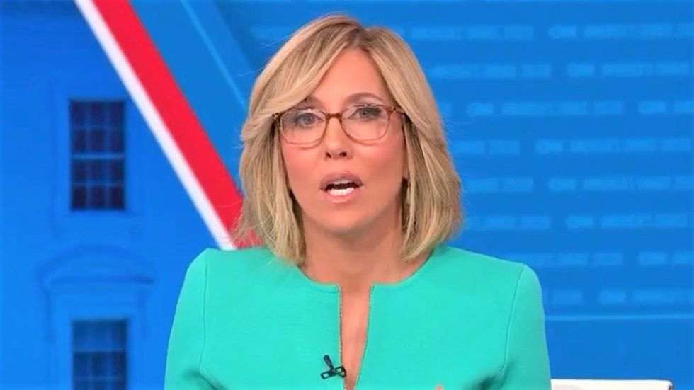 'You could die!' CNN's Camerota shocked when Trump supporter tells her he won't take any vaccines