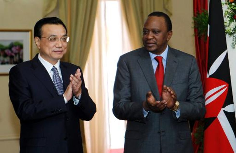 China signs massive $3.8 billion rail deal that will link Uganda, Rwanda, Burundi and South Sudan