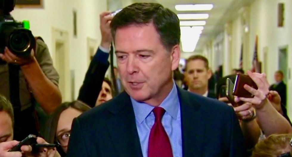 READ IT: Transcript of James Comey's testimony to the House Judiciary Committee