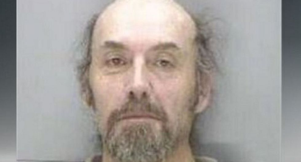 White supremacist arrested after opening fire on 'lucky' South Carolina cops