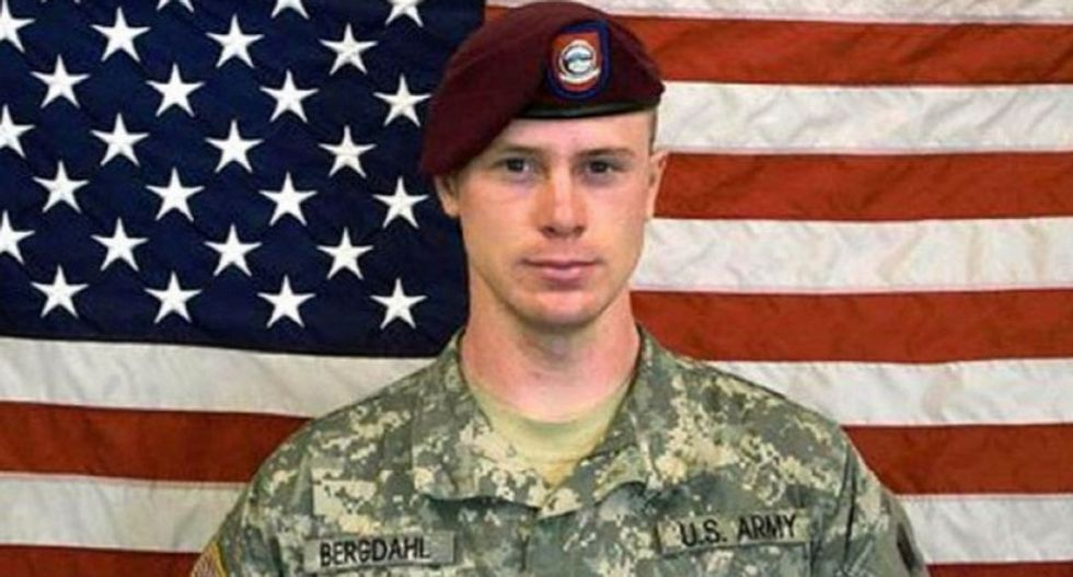Army deserter Bergdahl apologizes to troops injured searching for him