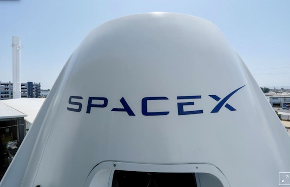 SpaceX signs first private passenger to fly around the moon