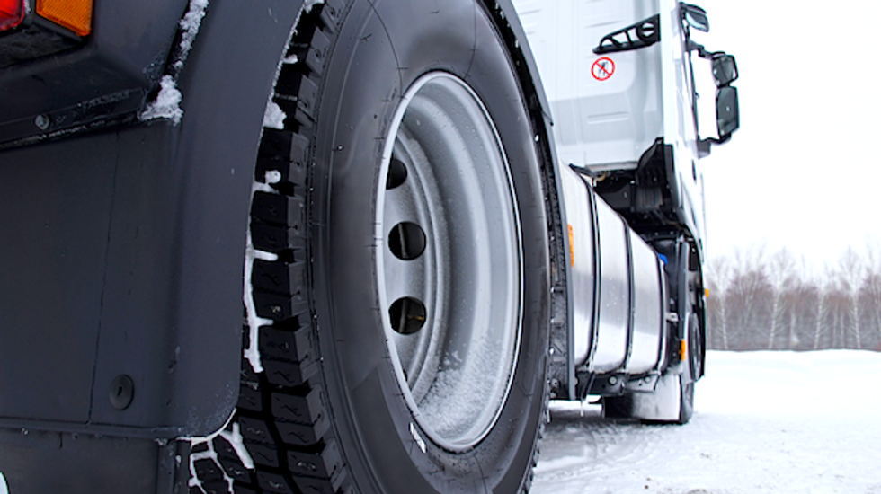 Polar vortex revealed limits of trucking industry still recovering from financial crisis