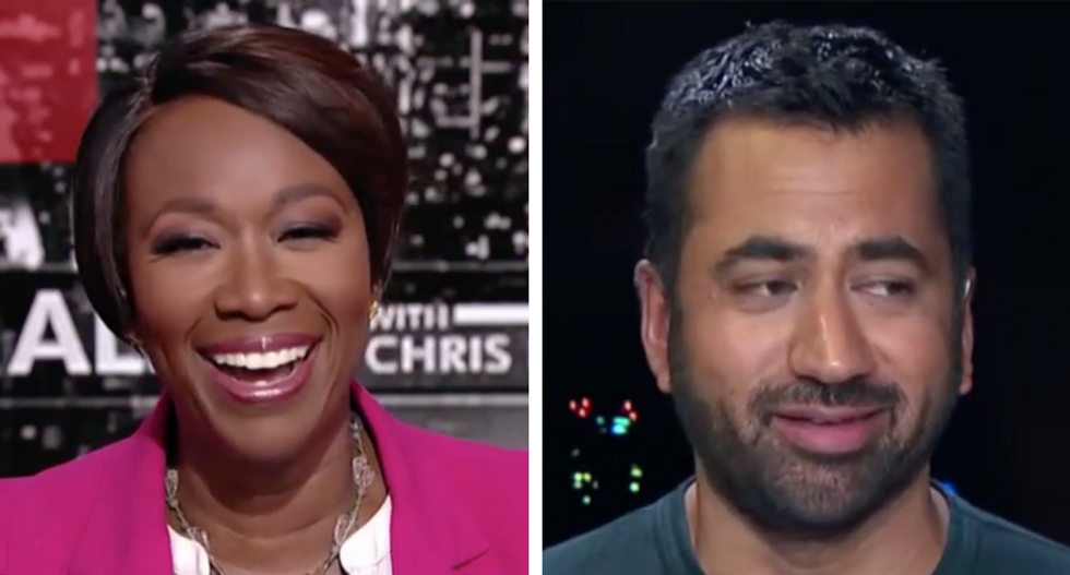 'We broke up with Trump first': Kal Penn explains why arts council wasn't waiting for pink slip