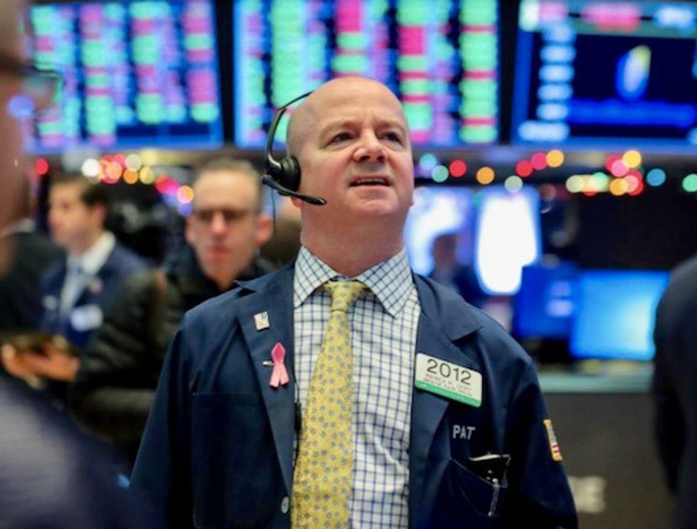 'Big banks couldn't be happier': Stocks surge as Trump regulators gut restrictions on risky Wall Street gambling