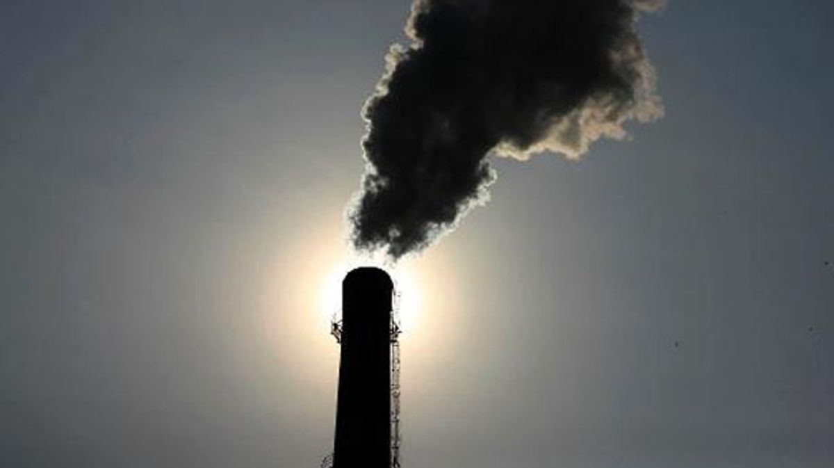 Air pollution linked to irreversible sight loss: study