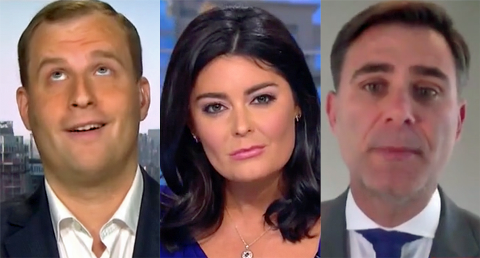 CNN conservative blows up on Trump defender excusing president's 'despicable' racist behavior