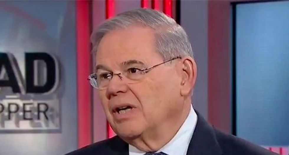 New Jersey Senator Menendez's graft trial could sway DC power balance