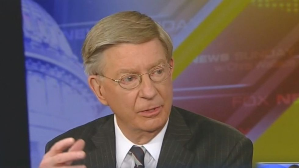 George Will: SOTU is a plot to change subject, but Obama can't hide his 'shrinkage'
