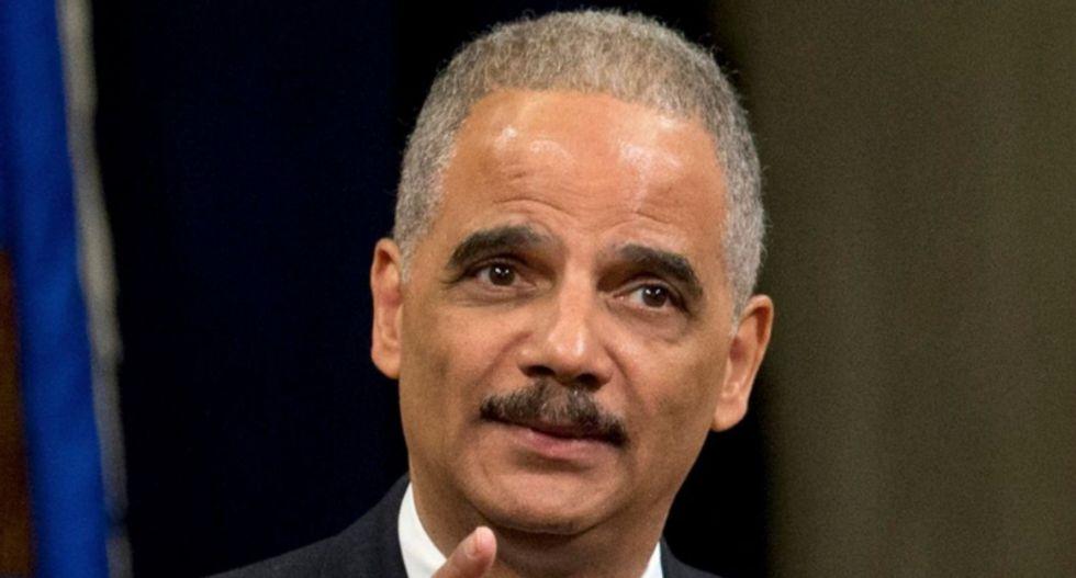 Secret Service also intercepted suspicious package sent to Eric Holder: MSNBC