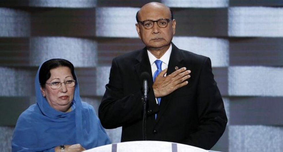 Khizr Khan cancels Toronto trip after being told his travel privileges are being 'reviewed': reports
