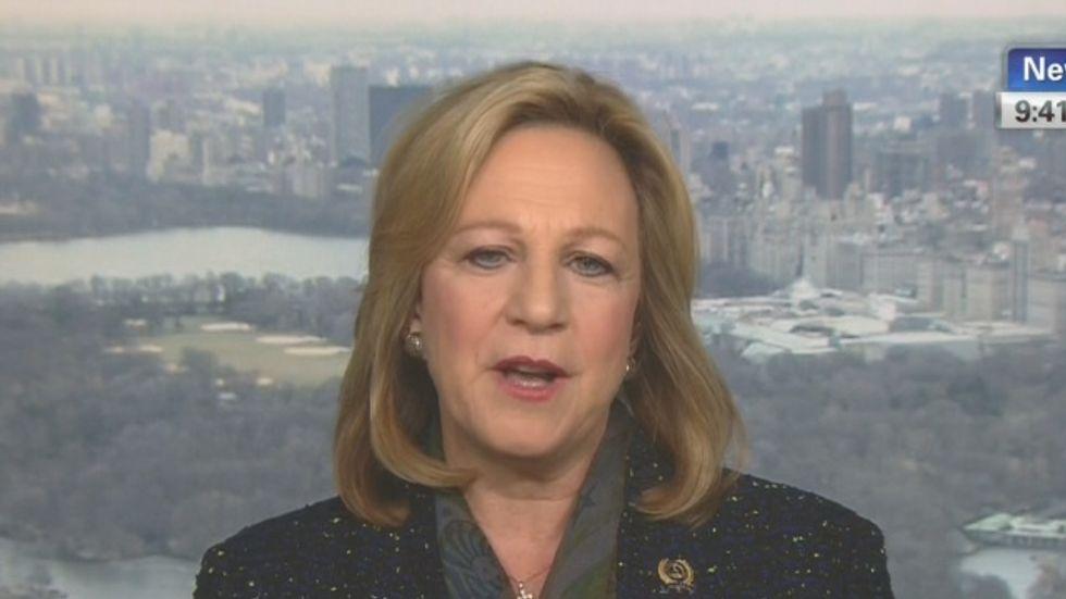 N.J. lawmaker schools former RNC chair for dismissing Dawn Zimmer as 'lady mayor'