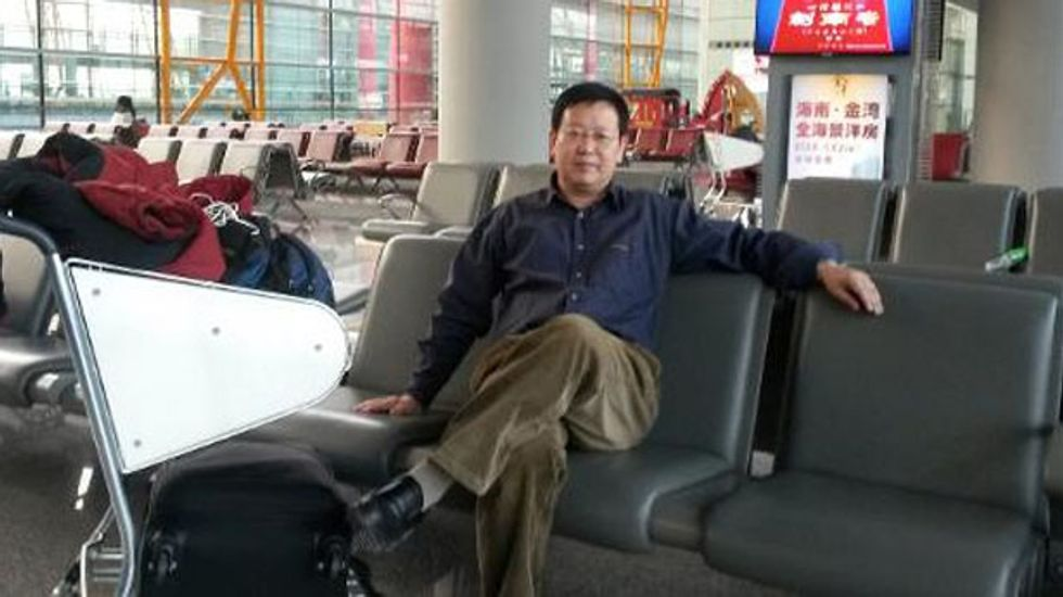 Outspoken Chinese dissident Xia Yeliang joins libertarian Cato Institute