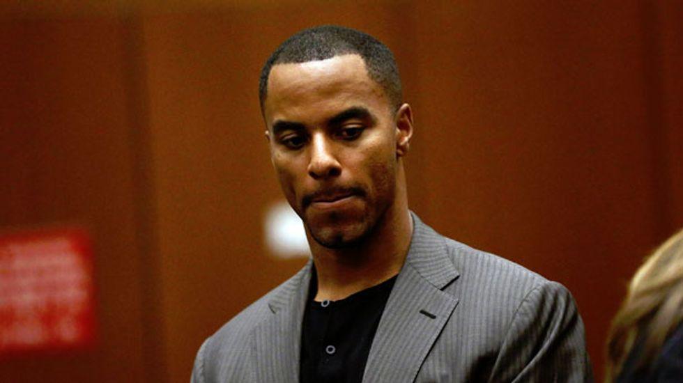 Ex-NFL star Darren Sharper pleads not guilty to rape