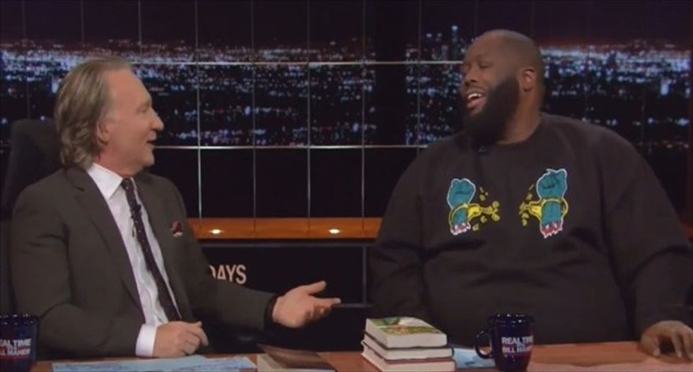 Bill Maher and rapper 'Killer Mike' mock Bill O'Reilly: 'He's more full of sh*t than an outhouse'