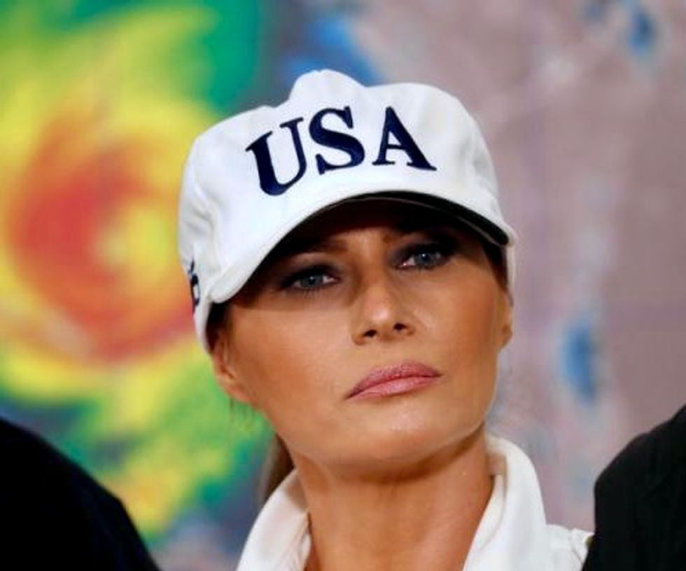 Melania Trump confirms White House gossip -- and publicly slams John Bolton's deputy