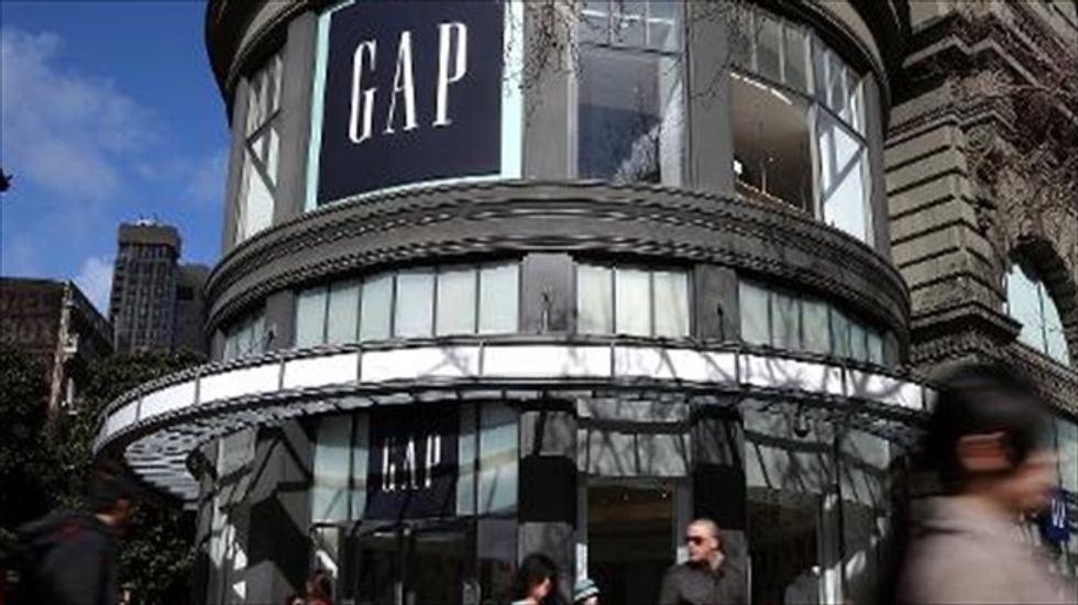 Clothes retailer Gap Inc. will raise employees' minimum wage to $10 by 2015