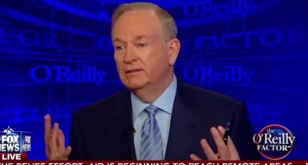 Bill O'Reilly tries to shame Baltimore single mom caught on video pulling son from riot