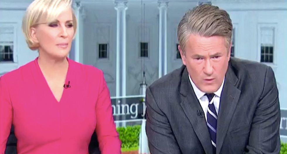 Morning Joe rips Paul Ryan for standing by while his GOP sets fire to the Constitution for Trump