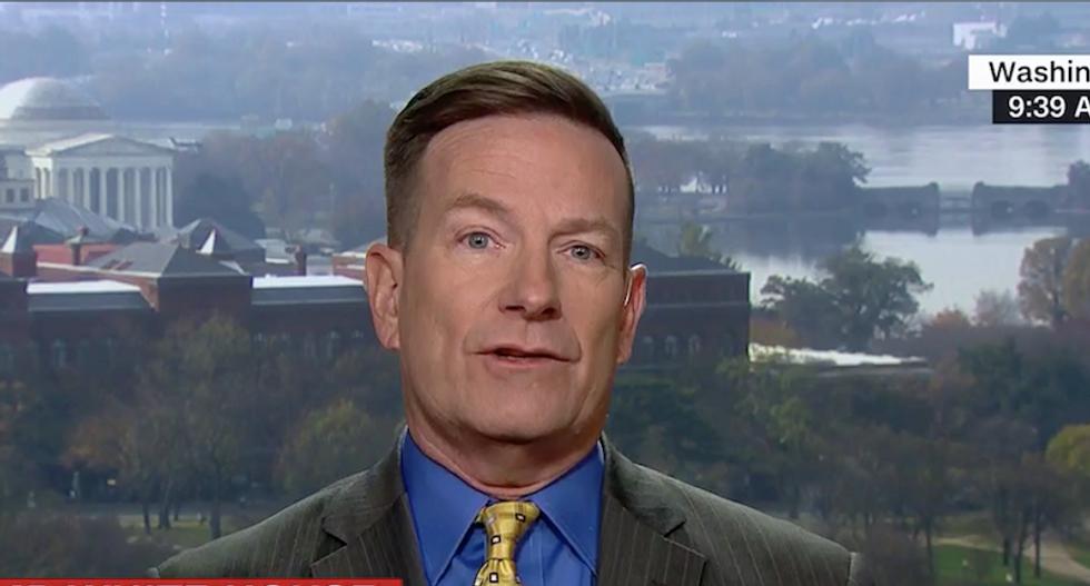 Retired Marine colonel: 'Trump has fundamental misunderstanding of the military'