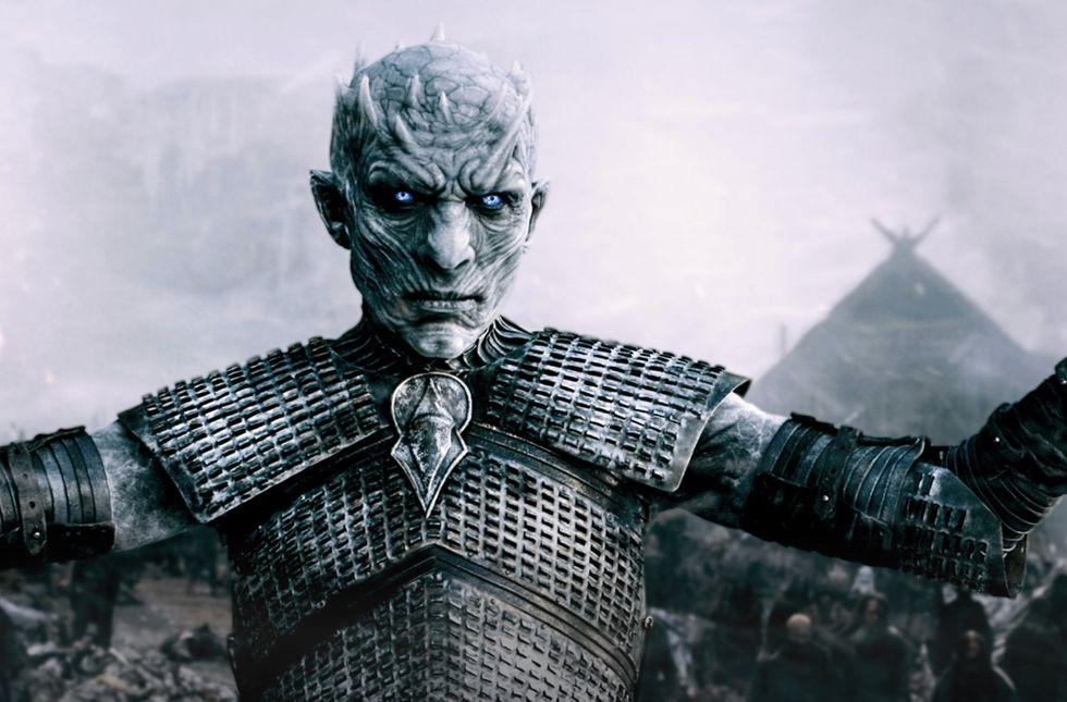Why the game of thrones matters on Game of Thrones