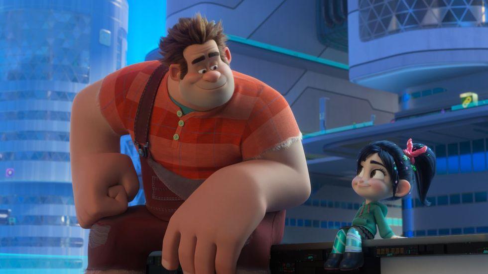 Disney's 'Ralph Breaks the Internet' lambastes toxic male online behavior