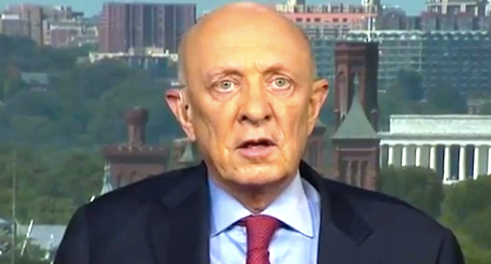 CNN challenges ex-CIA chief James Woolsey to defend his Trump endorsement -- and he flops hard