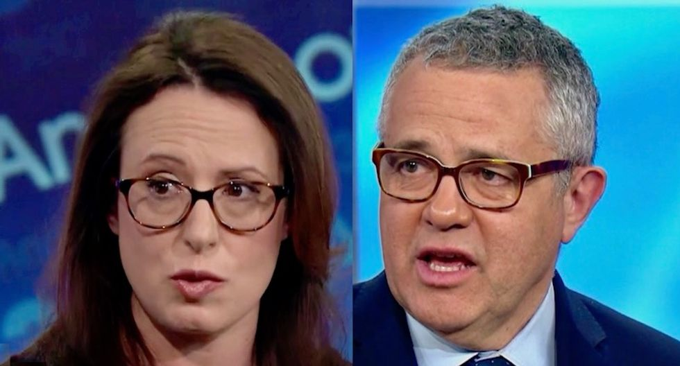 CNN panel dissects prospects of Trump impeachment after Manafort memo: 'Synergy sounds a little collusion-y'