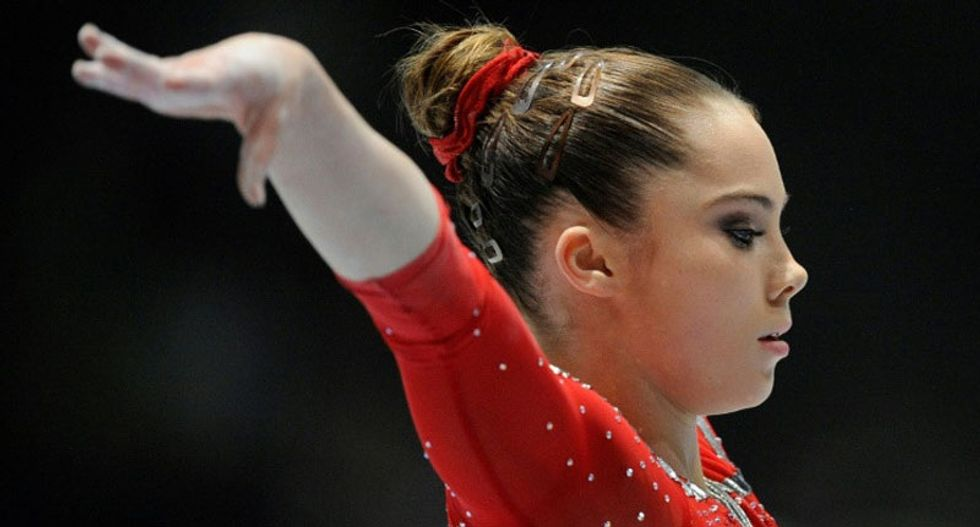 Olympic gymnast McKayla Maroney  reveals abuse by team doctor: 'It started when I was 13 years old'