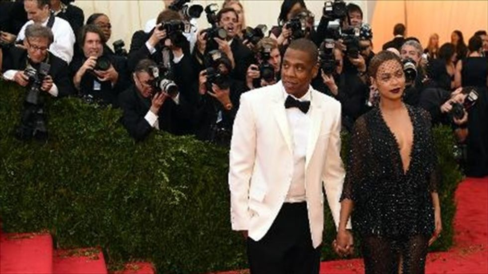 NYC hotel livid after video of elevator scrap between Jay-Z and Beyonce's sister is leaked