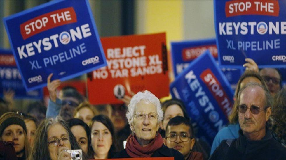 Senate Republicans forfeit vote on Keystone XL pipeline by blocking energy bill