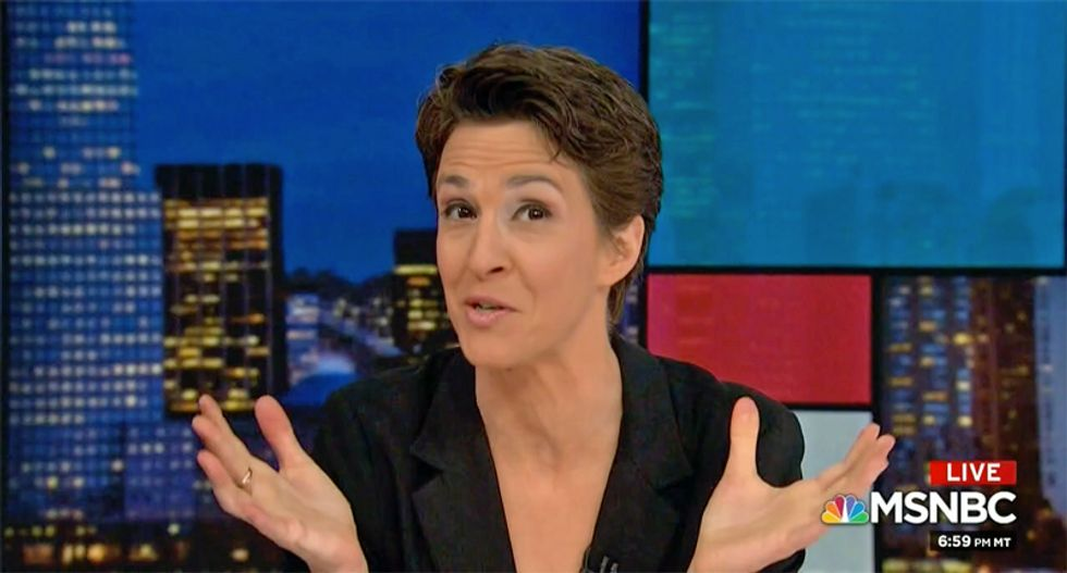 MSNBC reporters investigating whether 'The Rachel Maddow Show' was targeted by Russian disinformation campaign
