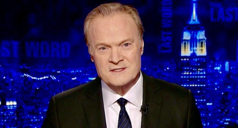 'Donald Trump must be impeached': MSNBC's Lawrence O'Donnell says Democrats have no choice