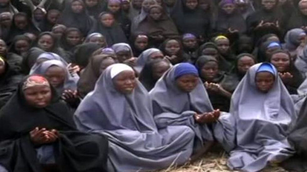 More than 60 women and girls abducted in Nigeria by Boko Haram militants