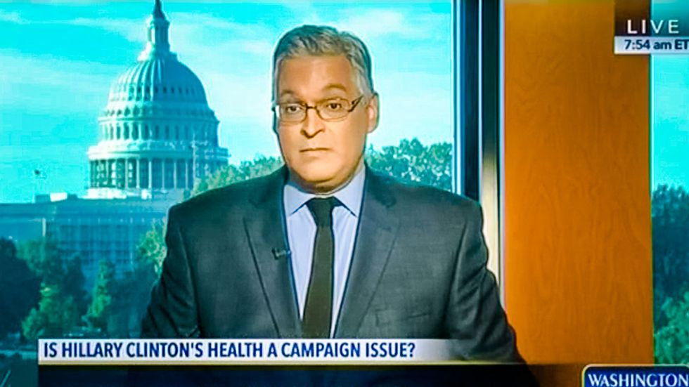 Callers flood C-SPAN with Clinton health conspiracies: She wears pants to hide blood clots