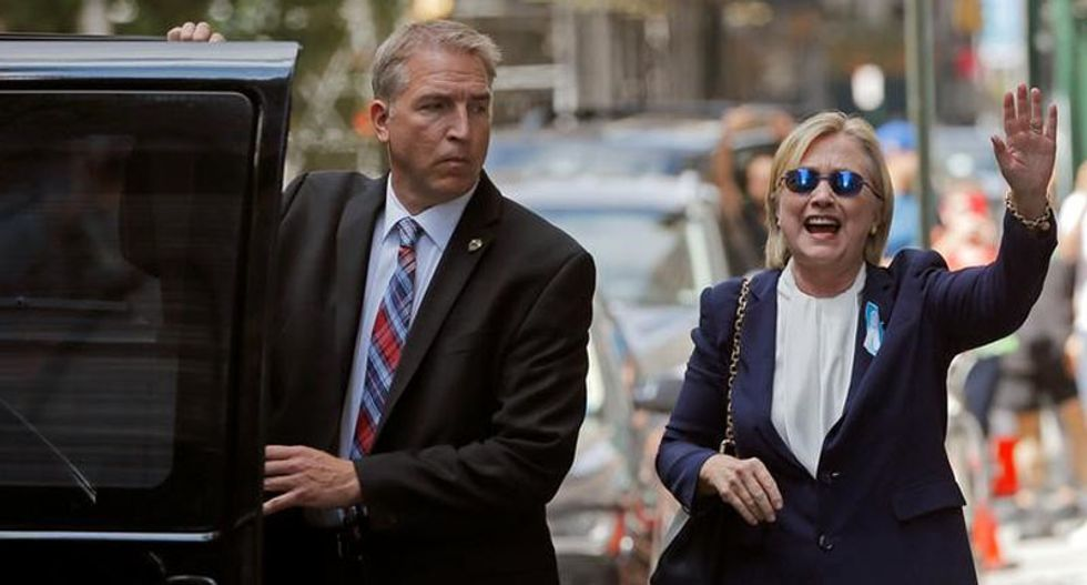Clinton campaign admits it could have better handled health scare