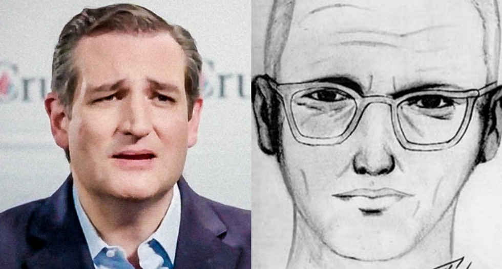 The Internet lampoons the Bernie-Ted Cruz tax debate: 'Possible Zodiac killer lies out of his a** for an hour'