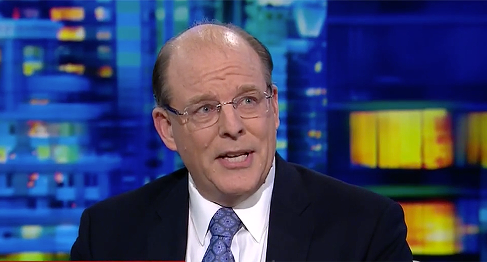 'Not stable': Former Bush advisor says Trump is 'psychologically and emotionally not well' after fallen soldier incident
