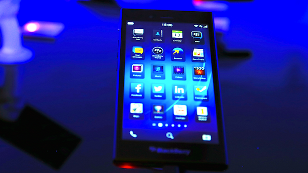Blackberry hopes to reverse slump in emerging markets with Z3 budget handset