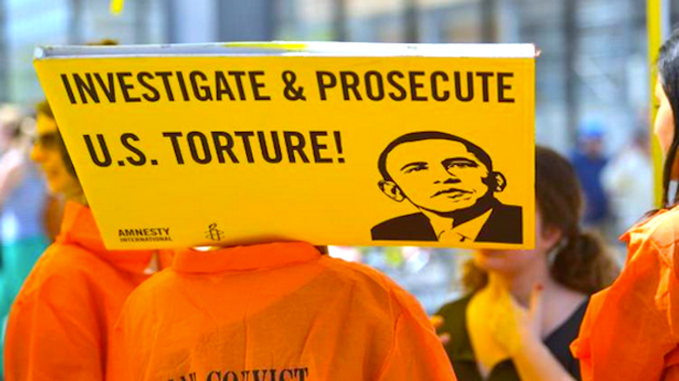 Amnesty calls on European countries to admit CIA cooperation on torture