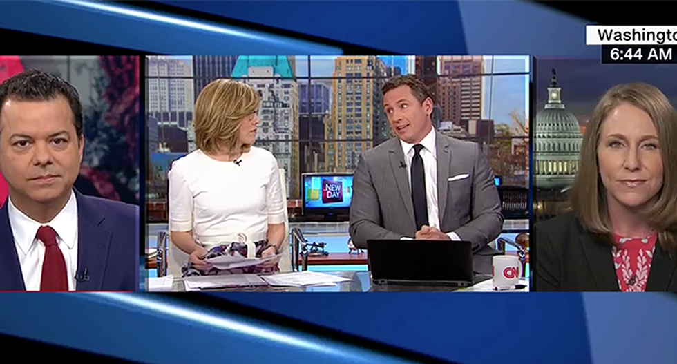 CNN panel mocks Trump for 'walking into a trap' by tweeting about testifying under oath