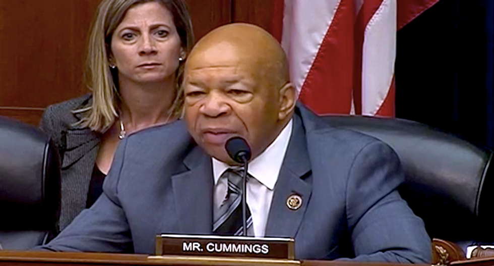 Cummings' shocker: Americans don't 'have a clue' how hard the GOP pushed the FBI to attack Clinton