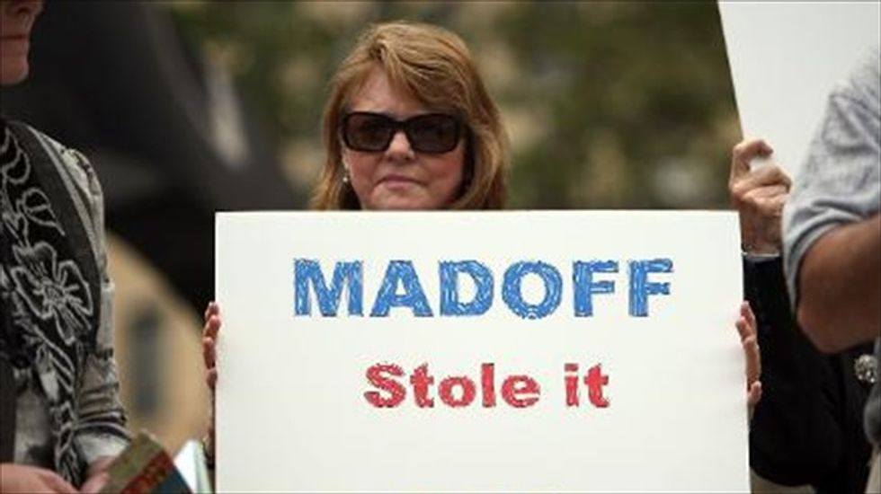 Federal fund for Bernie Madoff's victims gets more than $40 billion in claims