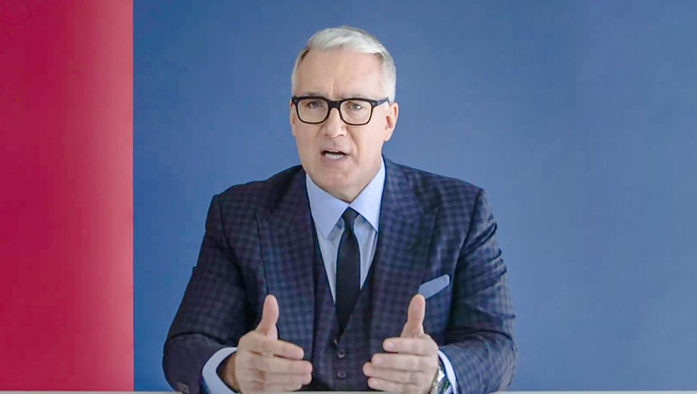 Olbermann digs up new clues to prove Trump has already admitted to colluding with Russia
