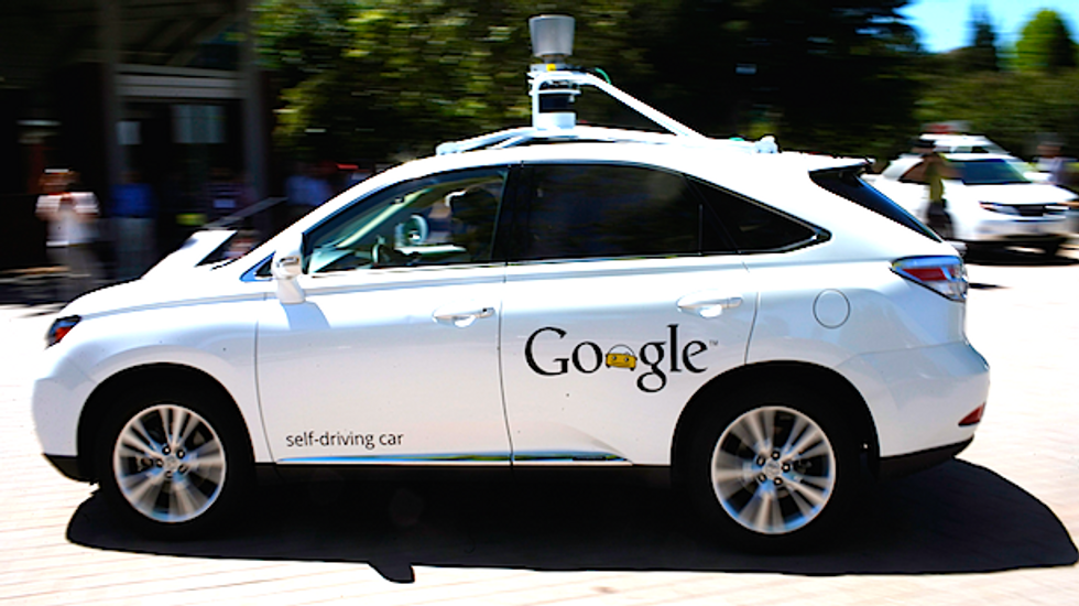 Google hopes ride-alongs will steer Americans to embrace its self-driving robot cars