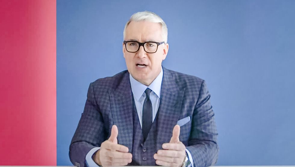 He's back: Keith Olbermann's premiere episode absolutely eviscerates 'demonic messiah' Donald Trump