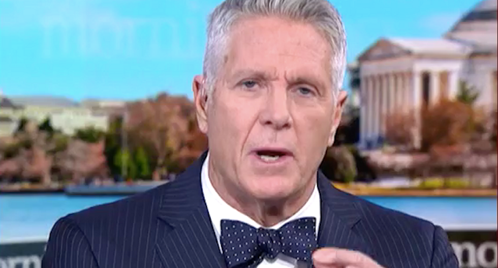 'It's pathetic at this point': MSNBC's Donny Deutsch said Trump's tweets have lost their power to outrage