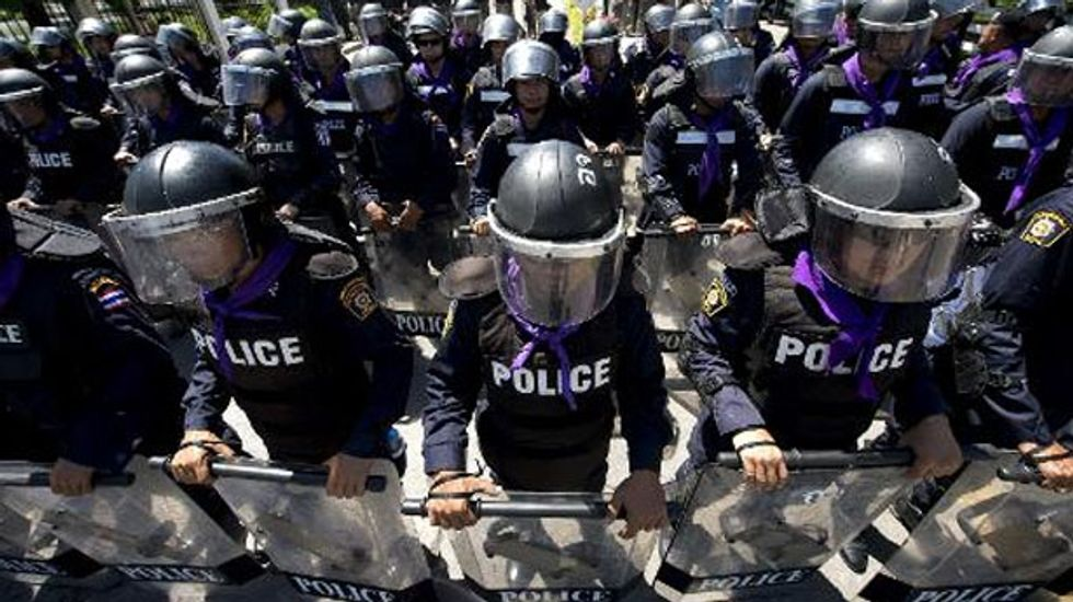 Thai army chief warns military 'may use force' if unrest continues